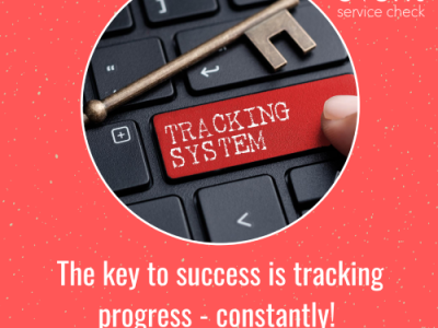 Tracking Marketing Activity is the Key!